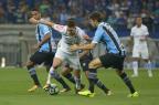 O Grêmio mereceu perder para o Cruzeiro Washington Alves / Light Press/Cruzeiro/Light Press/Cruzeiro