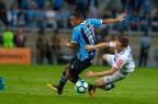 Romildo cita alívio no calendário para atenuar frustração com eliminação do Grêmio LUCAS UEBEL / GREMIO FBPA/GREMIO FBPA