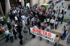 Artistas, juízes e procuradores protestam contra Gilmar Mendes Fernando Frazão/Agência Brasil