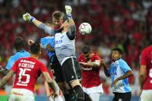 O Inter venceu e chegou à liderança, mas desta vez o futebol deixou a desejar Félix Zucco / Agência RBS/Agência RBS