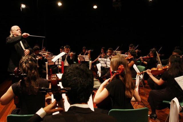 Concerto gratuito da Orquestra Jovem do RS e mais atrações para curtir nesta quarta em Porto Alegre Clleber Passus/Divulgação