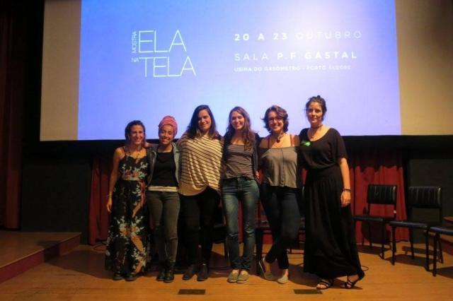 Inscriçõespara 3ª Mostra Ela na Tela está aberta até 25 de setembro Ela na Tela/Divulgação