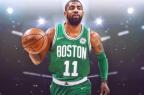 Celtics dá escolha extra ao Cavs e fecha aquisição de Kyrie Irving Reprodução / Montagem/Montagem
