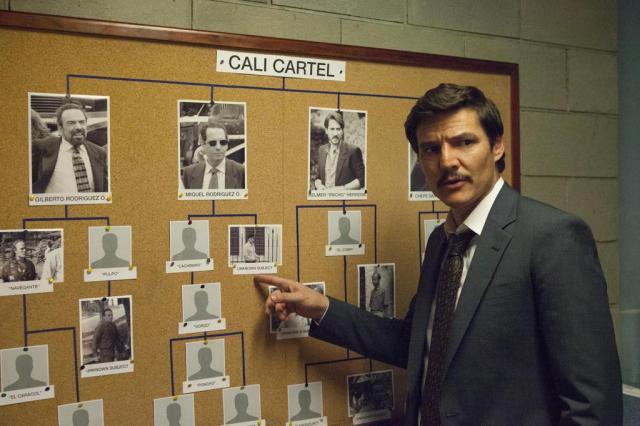 Narcos: sem Pablo Escobar, terceira temporada não perdeu fôlego Juan Pablo Gutierrez/Netflix
