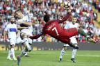 Seleção Brasileira perde liderança do Ranking da Fifa e Portugal assume a 3ª posição FRANCISCO LEONG/AFP