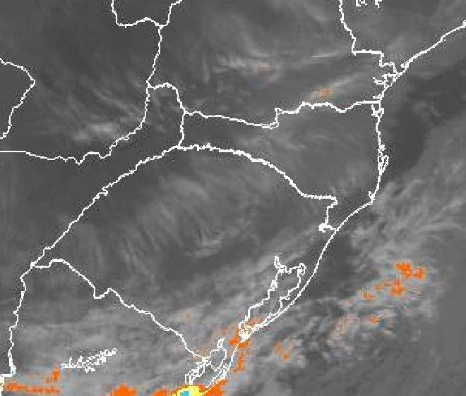 Setembro começa com tempo instável em boa parte de Santa Catarina