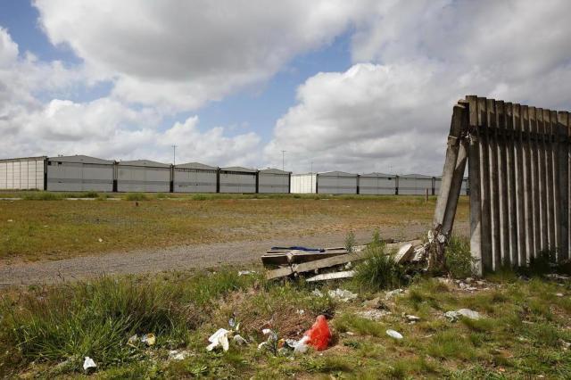 Promessas não cumpridas e R$ 16 mi jogados fora: Complexo Cultural do Porto Seco vive total abandono Mateus Bruxel/Agencia RBS