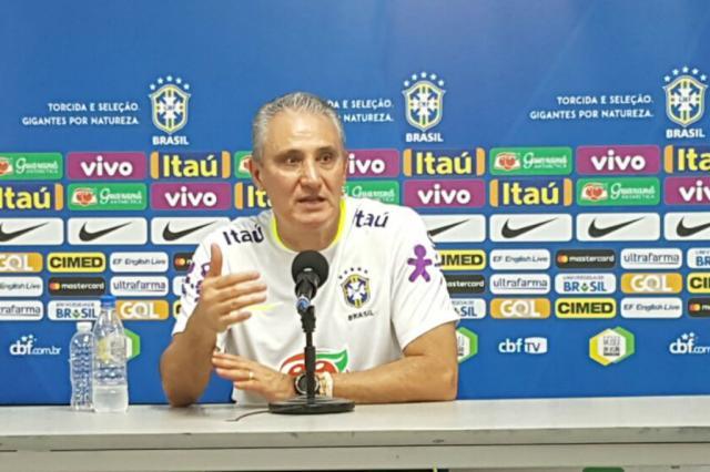 ÁUDIO: Tite parabeniza Grêmio pelo aniversário de 114 anos Rodrigo Oliveira / Agência RBS/Agência RBS