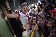 """O brilho de Mayra, de Kiko, e por que nunca devemos chamar um atleta olímpico brasileiro de """"amarelão"""" André Ávila/Agencia RBS"""