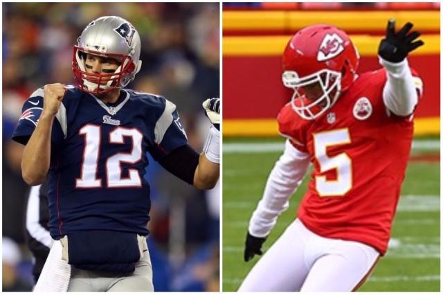 NFL volta e abre temporada regular nesta quinta-feira Montagem sobre fotos / Jim Rogash/AFP e Kansas City Chiefs/Divulgação/Jim Rogash/AFP e Kansas City Chiefs/Divulgação
