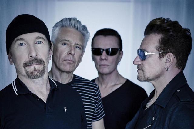 """VÍDEO: U2 lança nova música """"You're The Best Thing About Me"""" Sam Jones/Divulgação"""