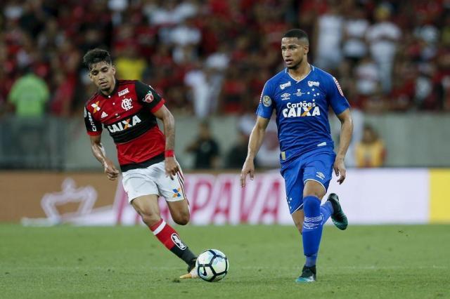 No Maracanã, Flamengo e Cruzeiro empatam o primeiro jogo da decisão da Copa do Brasil RAFAEL RIBEIRO/LIGHT PRESS / DIVULGAÇÃO / CRUZEIRO
