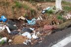 Vila Ipiranga espera conserto de buraco que virou depósito de lixo Ana Carolina Lufiego/Arquivo pessoal