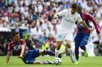 Real Madrid tropeça contra Levante, e Barça pode abrir na liderança PIERRE-PHILIPPE MARCOU / AFP/AFP