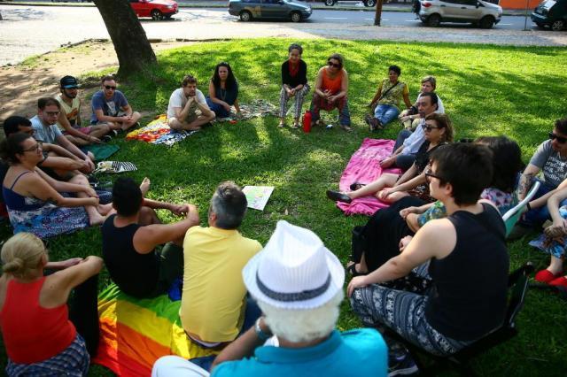 Movimento debate melhorias para a Cidade Baixa em encontro com moradores e frequentadores Lauro Alves/Agencia RBS