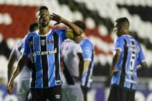 Adiantou o Grêmio usar força máxima, cansar e perder contra o Vasco? Marcelo Gonçalves / Photo Premium/ Lancepress/Photo Premium/ Lancepress