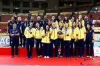 Seleção feminina conquista medalha de prata na Copa dos Campeões FIVB / Divulgação/Divulgação