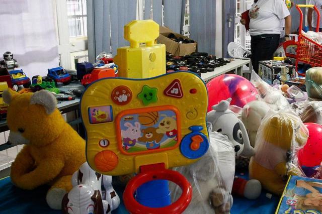Para presentear crianças carentes, prefeitura de Porto Alegre lança campanha Brinquedo Solidário Luciano Lanes/PMPA