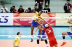 Brasil vence a França na abertura da Copa dos Campeões de vôlei FIVB / Divulgação/Divulgação
