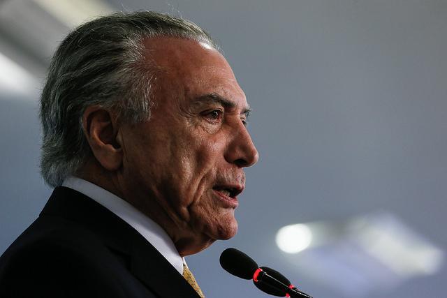 """""""Facínoras roubam do país a verdade"""", diz nota do Planalto Beto Barata/PR / Divulgação/Divulgação"""