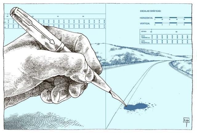 Obras no papel Edu Oliveira / Arte ZH/Arte ZH