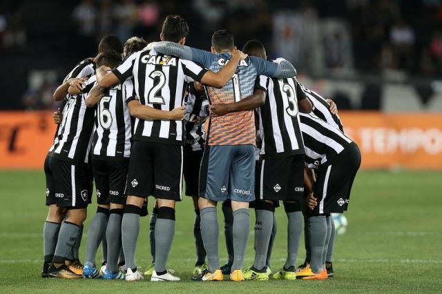Botafogo pode repetir feito de São Paulo e Santos na Libertadores Vitor Silva/Botafogo