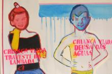 Projeto prevê classificação indicativa de idade em exposições Divulgação/Santander Cultural