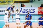 Brasil enfrenta o Irã nesta sexta-feira pela Copa do Campeões de vôlei FIVB / Divulgação/Divulgação