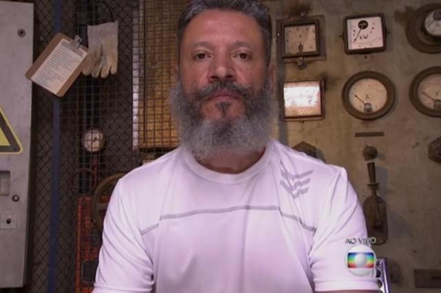 Ex-BBB Laércio é condenado a 12 anos de prisão por estupro de vulnerável TV Globo/Reprodução
