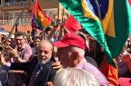 Lula chega para depor na Justiça Federal em Curitiba Divulgação/PT Brasil