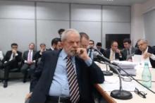 """A Sergio Moro, Lula nega acusações, critica MPF e diz ter """"pena"""" de Palocci Reprodução/JFPR"""