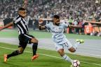 """Botafogo aposta em """"união"""" e """"leveza"""" para encarar o Grêmio na Libertadores RUDY TRINDADE/FRAMEPHOTO/ESTADÃO CONTEÚDO"""