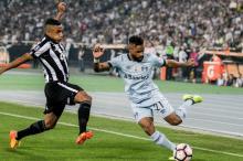 A noite ideal para a torcida do Grêmio fazer a Arena rugir RUDY TRINDADE/FRAMEPHOTO/ESTADÃO CONTEÚDO