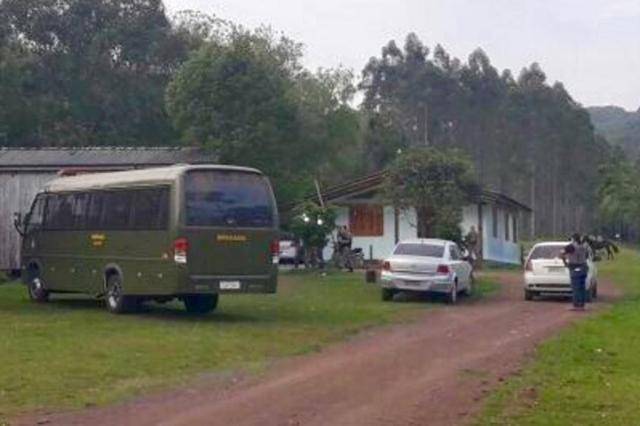 Operação combate guerra de facções que causou cinco mortes em oito dias em Santo Antônio da Patrulha Divulgação/Ministério Público