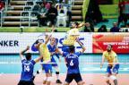 Brasil vence o Irã por 3 sets a 0 pela Copa dos Campeões de vôlei FIVB/Divulgação