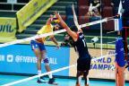 Brasil vence os EUA e lidera Copa dos Campeões de vôlei FIVB/divulgação