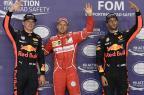 Sebastian Vettel faz pole do GP de Cingapura Mohd RASFAN/AFP