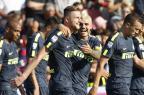Inter de Milão conquista quarta vitória seguida no Italiano CARLO HERMANN / AFP/AFP