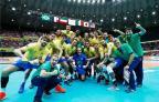 Brasil bate Japão e conquista Copa dos Campeões de Vôlei FIVB / Divulgação/FIVB/Divulgação/FIVB