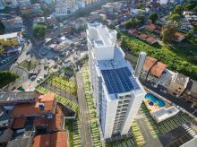 Construtora colocará painel de energia solar em 19 empreendimentos no RS Divulgação MRV/