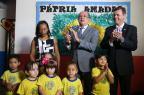 Gilmar Mendes doa a creche de Brasília dinheiro de indenização recebida de Mônica Iozzi José Cruz/Agência Brasil