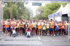 Porto Alegre é sede de corrida de rua simultânea em 22 países Bimbo/Divulgação