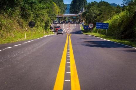 EGR investe R$ 70 milhões em rodovias, mas usuários se queixam (EGR/Divulgação)