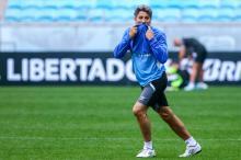 Renato estava certo sobre o Corinthians, mas o Grêmio também despencou Lucas Uebel / Divulgação Grêmio/Divulgação Grêmio