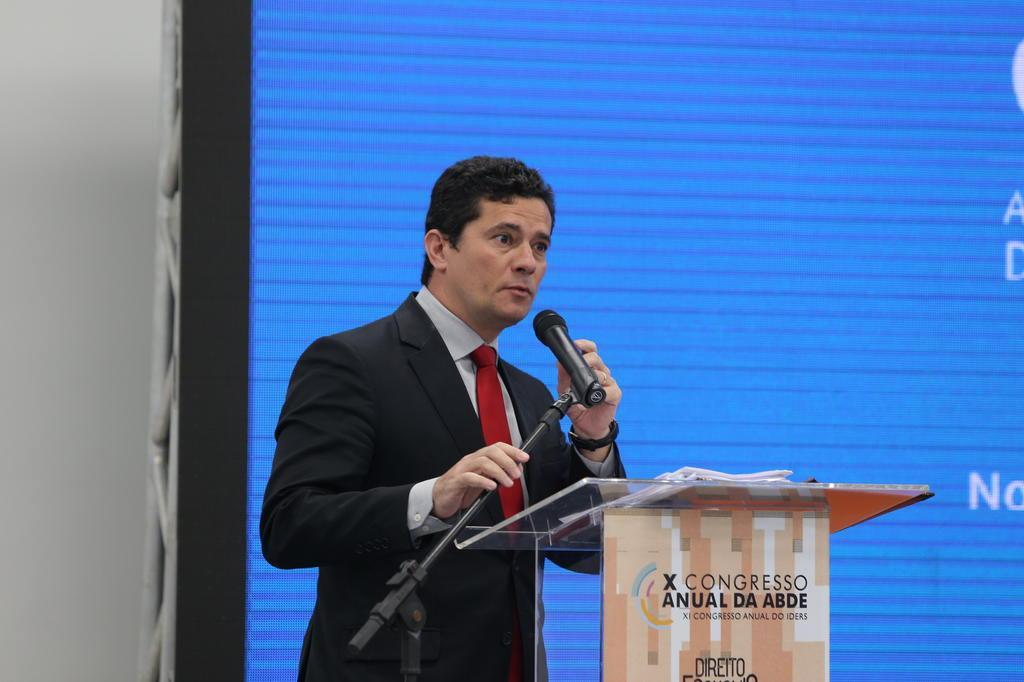 Para explicar corrupção, Sergio Moro cita Don Corleone e se refere à cena de O Poderoso Chefão