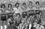 Os sete nomes do título do Grêmio do Gauchão de 77 Agência RBS/Agencia RBS