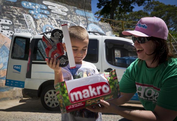 Hora na Comunidade visitou o Morro Mariquinha