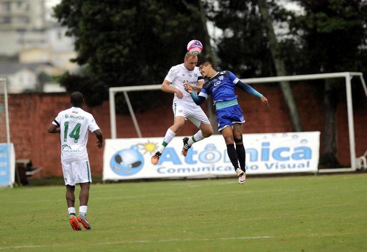 Juventude e Cruzeiro empatam em 1x1