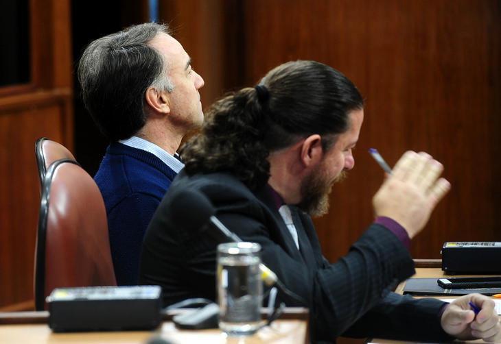 Sessão de julgamento do processo de impeachment do prefeito de Caxias do Sul, Daniel Guerra (PRB)