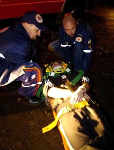 Morre mulher que se jogou de ônibus acidentado em Dois Irmãos Marcos Nagelstein/